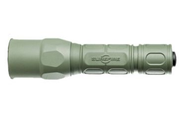 "Surefire G2X Tactical Flashlight, 320 Lumen, Foliage Green, 5.2"" G2X-C-FG"