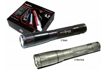SureFire L7 LumaMax Rechargeble LED Anodized Flashlight Systems