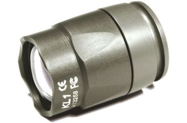 "1-SureFire KL1 Premium 15 Lumen LED Conversion Head with White LEDs & 1.00"" Bezel for E1E, E2D, E2E Flashlights"