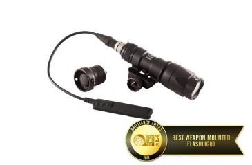 Best Weapon Mounted Flashlight