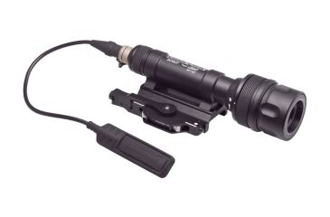 Surefire M620V Scoutlight White IR LED Weaponlight - Black M620V-BK