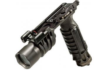 SureFire M900A Picatinny Rail Vertical Foregrip Weapon Light - A.R.M.S. Throw-Lever Mount