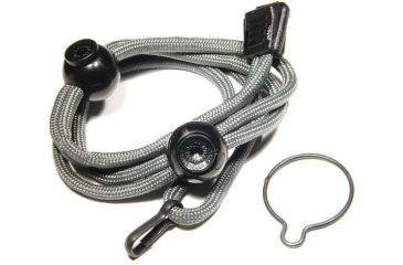 SureFire Z51 Charcoal Gray Lanyard System for M6 Flashlight