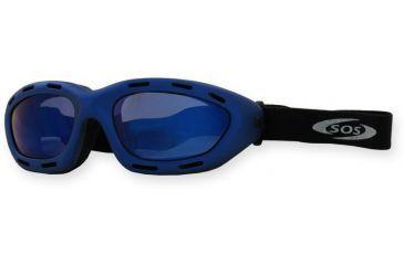 Survival Optics Sunglasses Sos Gripz Riders / Old School Goggles