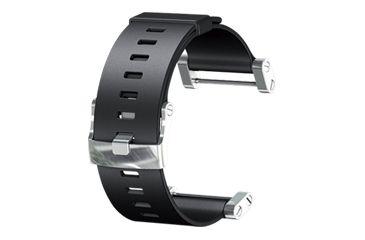 Suunto Core Watch replacement strap - Flat Elastomer, Black