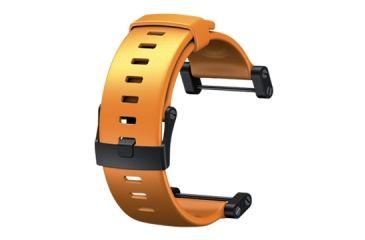 Suunto Core Watch replacement strap - Flat Elastomer, Orange