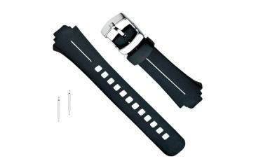 Suunto X6 HeartRate Straps Black and White Elastomer SS011666000