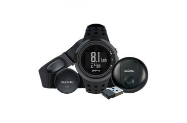 Suunto M5 GPS Pack - All Black SS016821000