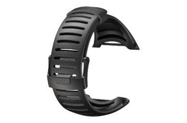 Suunto Ss018650000 Core Light Elastomer Strap All Black