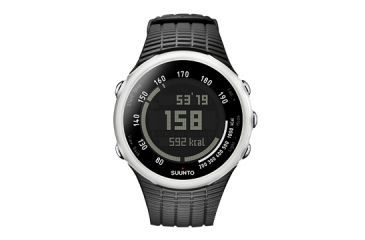 Suunto t1c Heart Monitor Watch - Black Pattern