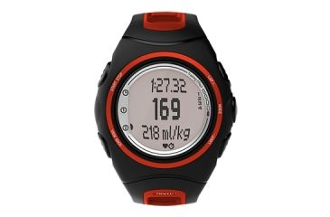Suunto t6d Heart Rate Monitor Watch - Black Fusion