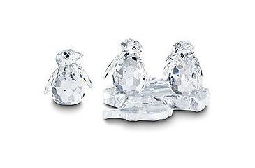 Swarovski Baby Penguins (set of 3)