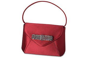 Swarovski Darling Red Bag