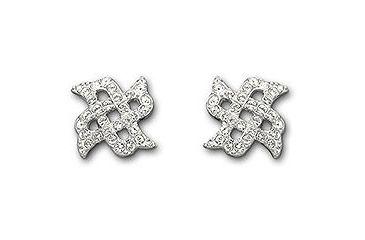 Swarovski Diamanta Clip Earrings