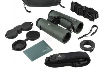 Swarovski EL 10x42 Binoculars w/ all included accessories