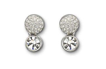 Swarovski Embrace Clip Earrings