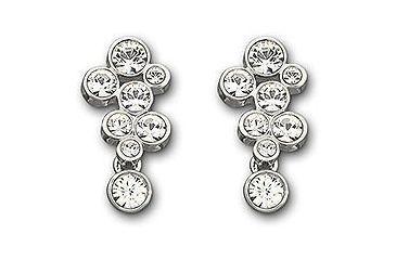 Swarovski Fidelity Pierced Earrings