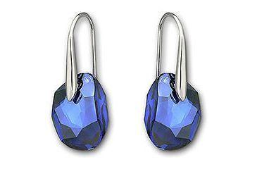 975f7f24b Swarovski Galet Capri Blue Pierced Earrings 960082 | Free Shipping ...