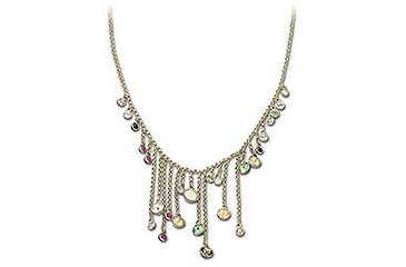 Swarovski Grapes Colourful Necklace