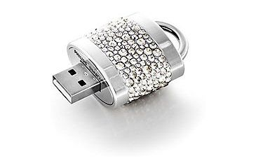 Swarovski Lock Out USB Memory Key