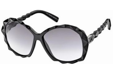 Swarovski Amazing Sunglasses SK0002 - Shiny Black Frame Color