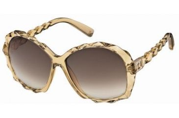 Swarovski Amazing Sunglasses SK0002 - Shiny Yellow Frame Color