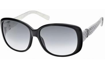 Swarovski April Sunglasses SK0012 - Black Frame Color