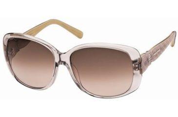 a72c23c5a20 Swarovski April Sunglasses SK0012 - Shiny Beige Frame Color