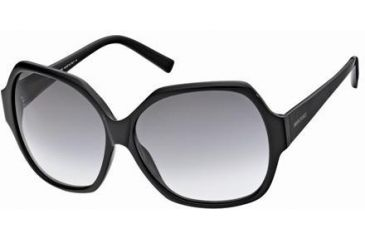 Swarovski SK0015 Sunglasses - 01B Frame Color