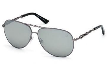 Swarovski SK0032 Sunglasses - Grey Frame Color