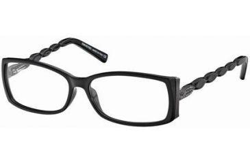 Swarovski SK5023 Eyeglass Frames - Shiny Black Frame Color