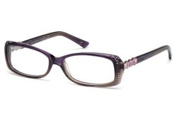Swarovski SK5055 Eyeglass Frames - Grey Frame Color