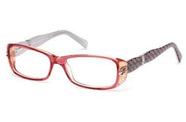 Swarovski SK5057 Eyeglass Frames - Pink Frame Color