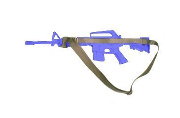 BlackHawk SWIFT Sling Collapsible Stock M16/AR15- Left 70GS00DE-LEFT