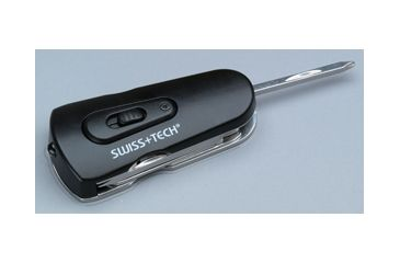SwissTech 8-in-1 Swivel Tool, Black STT60320