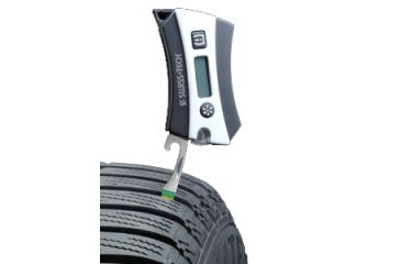 SwissTech BodyGard Tire Safety Tool, 6-in-1, Black/Gray STT85000