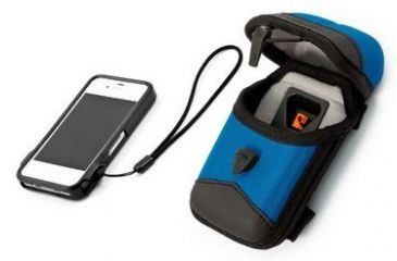 T-Reign ProLink iPhone 4/4S Smartphone Case and ProCase Gear Protector Combo, Blue, Medium 0TBP-0052
