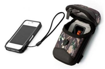 T-Reign ProLink iPhone 4/4S Smartphone Case and ProCase Gear Protector Combo, Camo, Medium 0TBP-0032