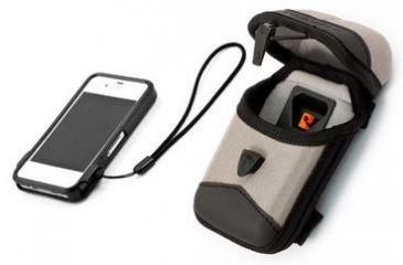 T-Reign ProLink iPhone 4/4S Smartphone Case and ProCase Gear Protector Combo, Grey, Medium 0TBP-0022