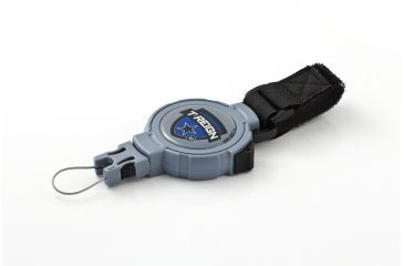 T-Reign Retractable Gear Tether Outdoor Series, Xtra Duty 14oz w/ 36in Kevlar Cord, Strap, Blue, Large 0TRG-143