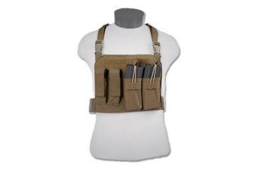 Tactical Assault Gear GO Time Chest Rig, Multicam 814502