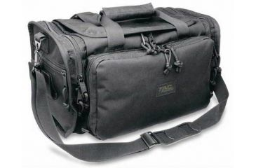 TAC Force Tall Range Bag Carry-All S86158 Black