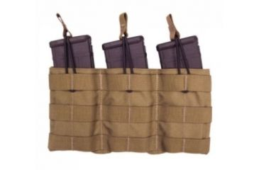 1-Tac Shield Triple Speed Load Rifle Molle Pouch