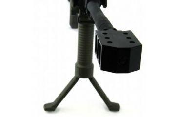 6-Tacfire .223/.556 1/2inX28 Thread 50 Cal Style Muzzle Brake