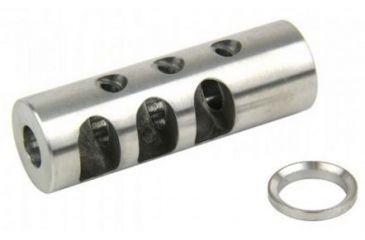 12-Tacfire .223/.556 1/2inX28 Thread Full Size Muzzle Brake