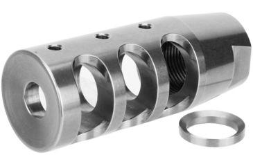 4-Tacfire .223/.556 1/2inX28 Tpi Compact Size Muzzle Brake