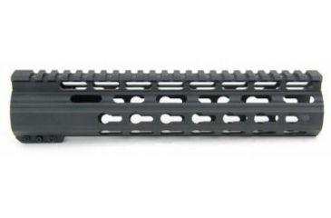 29-Tacfire Slim Keymod Free Float Clamp-On Style Hand Guard w/Detachable Rail