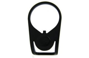 2-Tacfire AR15 No Bind 180 Degree Sling End Plate/Ambidextrous