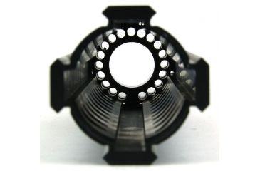 28-Tacfire Slim Keymod Free Float Clamp-On Style Hand Guard w/Detachable Rail