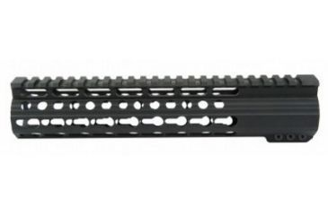 23-Tacfire Slim Keymod Free Float Clamp-On Style Hand Guard w/Detachable Rail